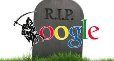 Хэллоуин, Google и кладбище мертвых медиа-продуктов