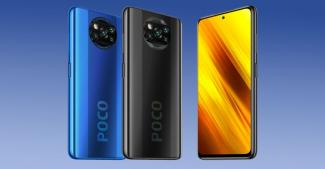 Poco X3 NFC начинает получать Android 11