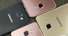 Samsung Galaxy C5 получит 5,2-дюймовый дисплей, 4Гб оперативки и процессор Snapdragon 617
