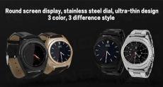 Смарт-часы No.1 G4 – копия Samsung Gear S2 всего за $39,99