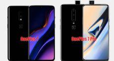 Ключевые отличия OnePlus 7 и OnePlus 7 Pro
