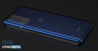 Показали внешний облик OnePlus 9 Pro