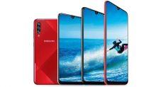 Представлен Samsung Galaxy A70s с 64 Мп камерой и емкой батареей