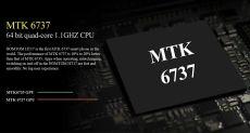 HomTom HT17 станет первым смартфоном с процессором МТ6737