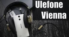 Ulefone Vienna: распаковка «неполноценного» музыкального мобильника