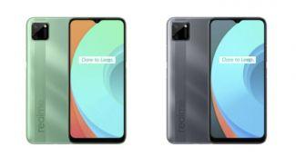 Подробности о Realme C11: бюджетный сегмент выносливых смартфонов