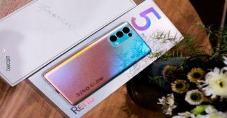 Глобальный Oppo Reno5 отличается от своего китайского собрата и больше фоточек Oppo Reno5 Pro