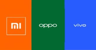 Oppo, Vivo и Xiaomi резко наращивают закупку комплектующих. Что это значит?