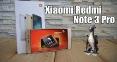 Xiaomi Redmi Note 3 Pro: видеообзор Pro-версии, созданной по мотивам успешного предшественника