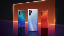 Семейство Huawei P30: названы основные технические характеристики