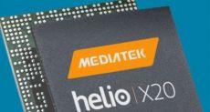 Helio X20 (МТ6797) официально ждем представление 16 марта