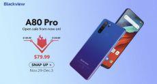 Blackview A80 Pro доступен по рекордно низкой цене – 79.99 долларов США!