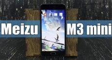 Meizu M3 (M3 Mini) обзор: апгрейд прошлогоднего хита продаж