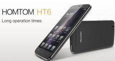 HomTom HT6: смартфон с аккумулятором на 6250 мАч и поддержкой LTE менее чем за $100