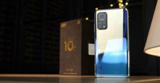 Время работы Xiaomi Mi 10T Pro не впечатляет. Сравнение с Poco F2 Pro