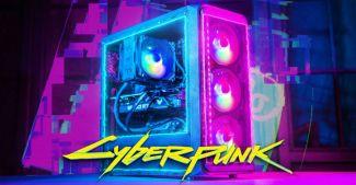 Собрали резкий ПК, чтобы летать в Cyberpunk 2077