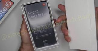Промо-ролик Redmi Note 10 Pro внес ясность с главным датчиком камеры