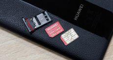 Huawei лишен возможности использовать microSD