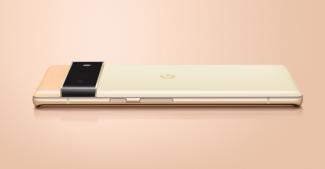 Обои Google Pixel 6 доступны для всех: где скачать
