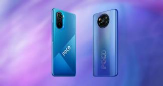 Poco F3 и Poco X3 Pro теперь и в Украине