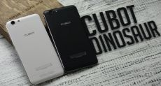 Cubot Dinosaur: обзор бюджетной простоты со знаком плюс
