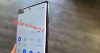 Подоспели «живые» фото Samsung Galaxy Note 20