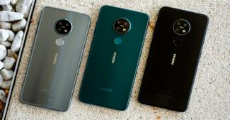 Характеристики Nokia X20 из бенчмарка