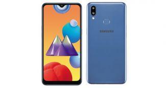Представлен бюджетный Samsung Galaxy M01s