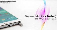 Samsung Galaxy Note 6 может сменить название на Galaxy Note 7 в связи с выходом iPhone 7