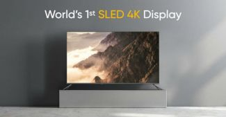 Представлен Realme Smart TV SLED: первый в мире SLED-телевизор