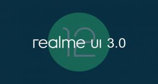 Вот так выглядит Realme UI 3.0