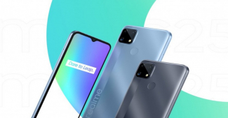 Представлен Realme C25 с емкой батарейкой