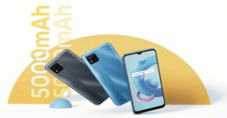 Готовится к выпуску бюджетный Realme C20