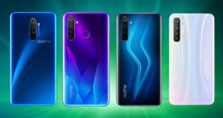 Realme это сделала: 100 млн проданных смартфонов