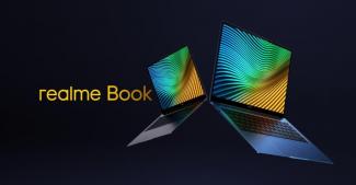 Представлен Realme Book: первый ноутбук компании с 2К-дисплеем, чипами Intel и 65 Вт зарядкой