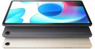 Представлен тонкий и доступный Android-планшет со стерео Realme Pad