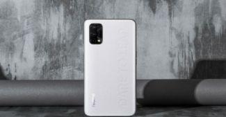 Показали дизайн стильного Realme Q2 Pro