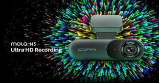 Видеорегистратор DDPAI Mola N3 Dash Cam: универсальный солдат по доступной цене