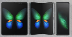 Представлен складной Samsung Galaxy Fold: время сгибать