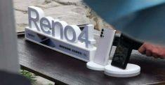 В сеть выложили промо-постеры Oppo Reno 4