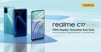 Realme C17: изображения, характеристики и дата анонса