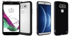 LG G5: очередные утечки изображений внешнего вида