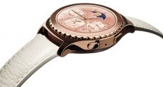 Смарт-часы Samsung Gear S2 теперь доступны и в цвете розовое золото