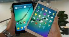 Планшет Samsung Galaxy Tab S3 получит Snapdragon 652 и будет выпускаться с 8'' и 9,7'' QXGA дисплеями