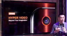Lenovo Z6 Pro должен удивлять инновационной камерой Hyper Video