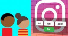 Instagram запретил регистрацию новых аккаунтов для детей младше 13 лет
