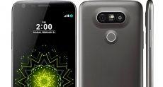 LG G5 испытали на стойкость к изгибанию и износостойкость