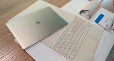 Huawei Matebook – первый гибридный планшет на Windows 10