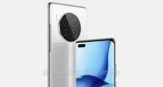 Новые подробности о Huawei Mate 40
