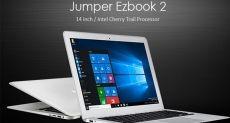 Jumper Ezbook 2 по заманчивой цене $189,99 в магазине Gearbest.com